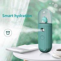 Mini Nano Sprayer Mist Face Hydrating Handheld Portable Water Spray Humidification humidifier spray bottle