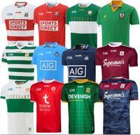 20 - 21 Dublin Gaa Home Rugby Jersey 2020 - 21 Caillimh Tipperary Áth Cliath Gömlek David Treacy Tom Connolly Rugby Shirts S-5XL