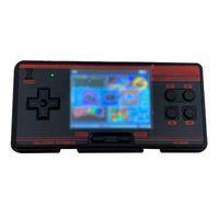 Retro Süper Klasik Oyun Konsolu Dahili FC CPS1 MD GBC GB SMS GG SG-1000 Oyunları El Oyun Oyuncu Hediye Taşınabilir Oyuncular