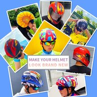 Cycling Gloves 2021 Design Model Sandian Head Guard Headgear For Soccer Scrum Cap Soft Protective Fancy Helmet Cover One Size Fit All