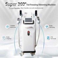 MEDICAL grado grasso congelamento macchina dimagrante lipo per il corpo del mento migliorare il drenaggio linfatico CE approvato Uso