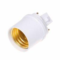 2021 male to E27 E26 female GX23 to E27 converter GX23 to E26 lamp adapter adapter for led bulbs