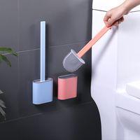 Креативные настенные крепицы Crevice Set домохозяйственный туалет мягкая резина длинная ручка очистки TPR плоская кисть 1883 V2