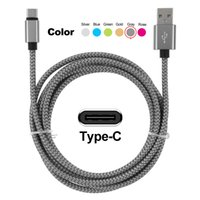 Cell Phone CablesUSB Charger Type C Cable For Samsung A80 A70 A40 A8 A9 2018 A5 A7 2017 C7 C9 Pro Galaxy Fold