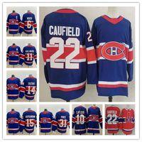 22 Cole Caufield Montreal Canadiens 2021 Reverse Retro Hockey Jersey 31 Carey Prezzo 14 Nick Suzuki 6 Shea Weber Brendan Gallagher 10 Guy Lafleur Kotkaniemi Jerseys