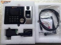 2.4 pouces TFT LCD Affichage de la couleur Digital Empreintes Temps de présence A-C071 TCP / IP RJ45 Ports USB Biométriques Machine Terminal Access Control Access