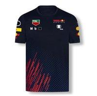 F1 Racing T-shirt Formula Uno può essere personalizzata per gli appassionati di auto Casual Sport all'aperto con maniche corte