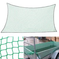 Sizes Of Screen Mesh Cargo Strong Heavy Pickup Truck Trailer Dump Extension Covering Roof Luggage Car Organizer
