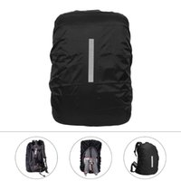 Outdoor Bags Practical Hiking Backpack Rain Hood Children Schoolbag Dust Cover