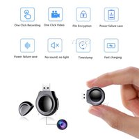 Tiny U Disk Storage Mini Camera HD 1080P Video Voice Recorder USB Flash Drive Audio Record Micro Cam Portable Body Camcorder Cameras