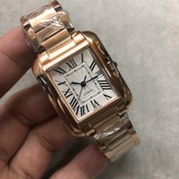 Top high quality mens watches white 41MM dial 24K rose gold 3A automatic mechanical watch top watch Wristwatch