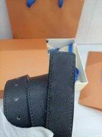 2021 Marca de moda presbiopífica Multi-color Cinturón opcional Diseñador de alta calidad Ocio al aire libre para hombres y mujeres
