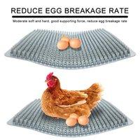 Kuş kafesleri yıkanabilir yuvalama kutusu pedleri tavuk kümes hayvanları alt coop tavuk ev yuvası için