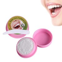 Natural Herbal Clove Thailand Toothpaste Tooth Whitening Herb Mint Flavor 25g Toothpastes Dentifrice