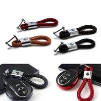 Keychains 4 컬러 키 체인 키 체인 액세서리 미니 쿠퍼 클럽 countryman F56 F55 F54 F60 R50 R53 R56 R57 R60 R61 자동차 스타일링