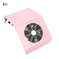 Nail Art Kits 2021 45W Dust Vacuum Cleaner Tool Low Noise Powerful Leather And ABS Plastic Material