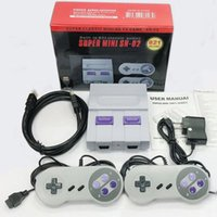 Mini TV Game Console Output 8Bit Retro Video Built-In 821 Different Handheld Gaming Player Portable Players