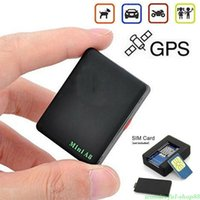 Car GPS & Accessories Mini A8 Global Tracker Locator Kid Tracking Device Anti-theft Monitor Outdoor Portable GSM GPRS Trackers