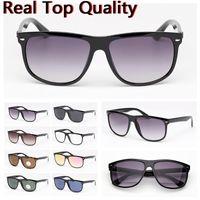 Lunettes de soleil design Sunglasses sur la taille de la taille Design de qualité supérieure pour hommes femmes nuances avec étui en cuir, tissu, paquets de vente au détail, accessoires!