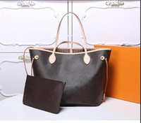 2021 Femmes de luxe designers Sacs Sac à bandoulière pour femmes Handbags authentiques sacs à dos de dame sac à monnaie 2pcs m40156