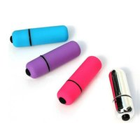 Vibratorer Mini Vibrator Vuxen Sex Onani Leksaker för Kvinnor Kvinnlig Erotisk Maskin 18 Enheter Anal Vibrerande Massager