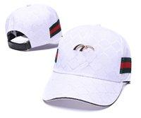 Yüksek Kalite Sokak Kapaklar Moda Beyzbol Şapkası Adam Kadın Kova Şapka için 10 Renk Beanie Casquette Ayarlanabilir Fitted Şapkalar