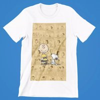 Футболка Snoopy Арахис Charlie Brown Comic Cooks TV Retro 60s 70s 80s