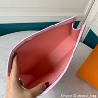 جودة عالية مجموعة Escale Poche Toilette 26 مصمم المرأة التعادل صبغ طباعة أدوات الزينة الحقيبة أنيقة وعملية رفيق السفر مستحضرات التجميل