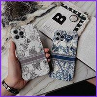 Designers Phone Case Improof iphone Capas para iPhone Anti-Fall Case para iPhone 12 Pro Max mini 11 Pro Max X XS XR 7 8 SE 7P 8P 2105271Y