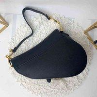 Bolsa carteiras saco saddle top qualidade de couro genuíno pulseira de couro bolsa de ombro pingente com caixa mulheres crossbody messenger bolsas de couro