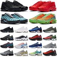 tn plus se men women shoes triple black white hyper blue Tiffany Mean Green Fire Pink outdoor mens womens trainers sports sneakers