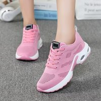 Tennis shoes Sneakers Women Sports Shoes Female Breathable Table Trainers Ultra light Lace Up Jogging Athletic Footwear 0911