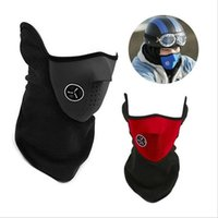 Bicycle windproof and cold proof ski outdoor riding face protection dust mask