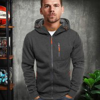 Hoodies masculino Designers de moda camisola casual, escritório esportivo com capuz, zíper elegante, desgaste ao ar livre moletom perfeito para jeans e calças