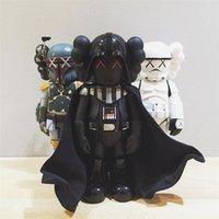 뜨거운 검은 기사 26cm 0.8kg Originalfake K A W 동반자 원래 상자 액션 그림 모델 장식 장난감 선물을위한 유명한 스타일