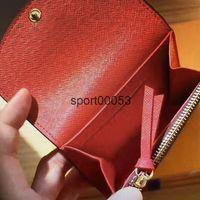 Оптовая M62361 Розали монеты кошелек мини карманные короткие женщины компактные кошельки держатели карт кожи Emilie Sarah Victorine кошельки 62361