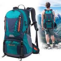 Hiking Bag Outdoor Sports Backpack 50L Mountaineering Men's Large Capacity