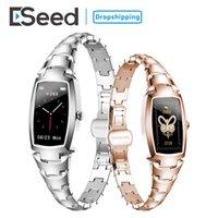 Lüks erkek ve kadın saatler tasarımcı marka saatler yalan eğilim, moniteur de frquence cardiaque, rappel d'appels, bluetooth, ios et
