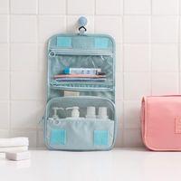 Storage Bags Waterproof Travel CN(Origin) Toiletry Foldable Portable Wash Gargle Bathroom Carry Cases