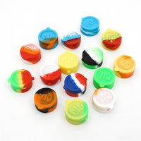 10ml Silicone Dab Containers Jars Food Grade container Smoking Accessories Wax Oil Tool Storage Jar Oils Holder For Vaporizer Pen