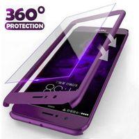 360 Casos de proteção total para Samsung Galaxy A11 A21S A31 A41 A51 A71 A81 A91 Nota 8 9 10 S10 E Lite S20 S21 S9 PLUS S7 S6 A50 A70 A70