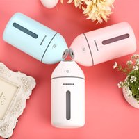Portable Air Humidifier USB Aromatherapy Atomizing Diffuser Cool Mist Maker Purifier For Car Home Humidifiers