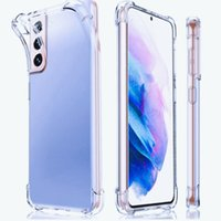 Transparent Soft TPU Cases back cover phone case For iPhone 12 pro max 11 7 8 6 6S plus Samsung s7 s8 s9 s 10