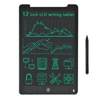 11.5 / 12inch LCD 작성 태블릿 낙서 Drwaing 보드 조기 교육 장난감 소년 소녀를위한 맞춤 선물