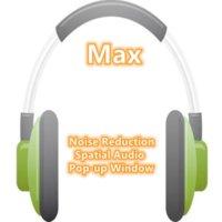 AP Max H1 Earphones TWS Wireless Bluetooth Headphones Noise Reduction Transparency Mode Spatial Audio Pop Up Window Rename Smart Sensor VS W1 Ap 2 Ap 3 Gen2 Gen3 Pros