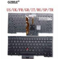 미국 / 영국 / fr / gr / it / ru / fr / ion / ru / sp / tr 키보드 용 Lenovo ThinkPad L530 T430 T430S x230 W530 T530 T530i T430i 04x1263 04W3048 04W3123 210610