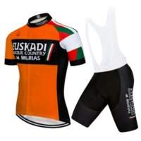 2021 Euskadi Murias Jersey Cycling Jersey Hommes Vêtements Vélo Racing rapide Vêtements Vélo Vêtements Vêtements Vêtements Uniformes Camisa de Ciclismo Masculina