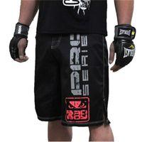 Оптовые мужские стволы боксерские носить технические характеристики шорты спортивные тренировки и конкуренты шорты Muay тайские боксерские шорты