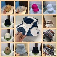 Luxurys designer baseballmütze eimer hut männer und frauen outdoor reisen freizeit mode sonne hüte hochwertig gut nett