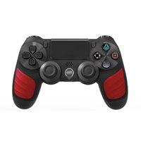 Wireless Bluetooth Gamepad Joystick Controller Game Controller Gamepad USB-Griff Gamepad für PS4-PC-Steuerung mit Kleinkasten